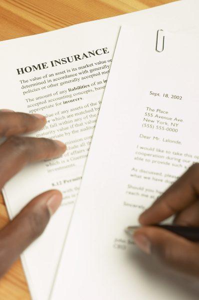 home insurance deductible